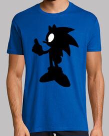 Silueta Sonic