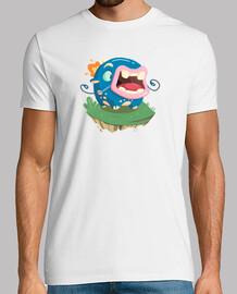 Siluropotamo camiseta