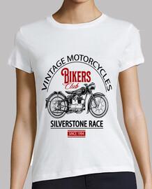 Silverstone - Camiseta mujer