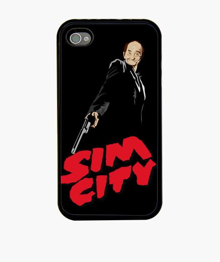 Funda iPhone Sim city