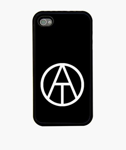 Funda iPhone Símbolo Ateo funda