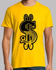 Símbolo del Dolar Yin Yang
