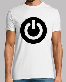 simbolo del pulsante di accensione