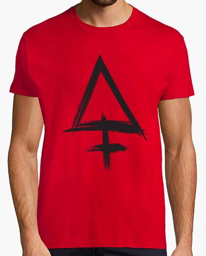 Camiseta Simbolo del Sulfuro - Black Edition