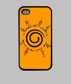 Simbolo kiubi Naruto IPhone