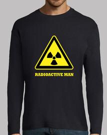 Simbolo radiactividad