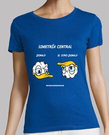 Simetría central Donald