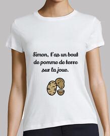 Simon... - cité de la peur - humour