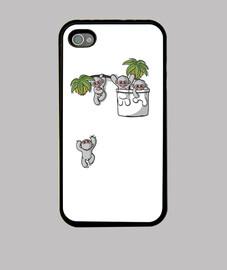 simpatiche scimmie tascabili