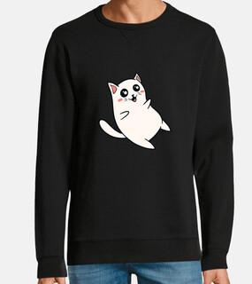 simpatico gatto kawaii anime manga gatt