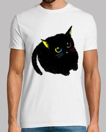 simpatico gatto nero