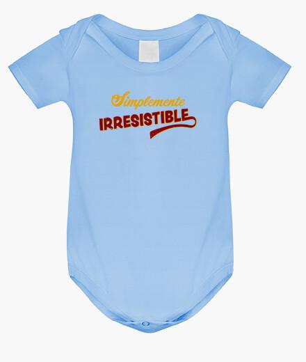 Ropa infantil Simplemente Irresistible