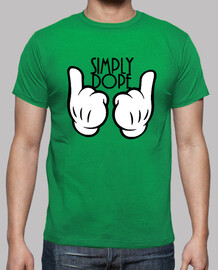 SIMPLY DOPE (GREEN)