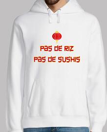 sin arroz no sushi