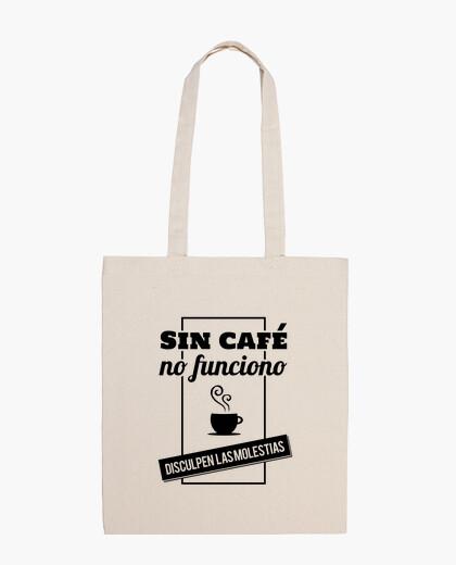Bolsa Sin café no funciono, disculpen las mole