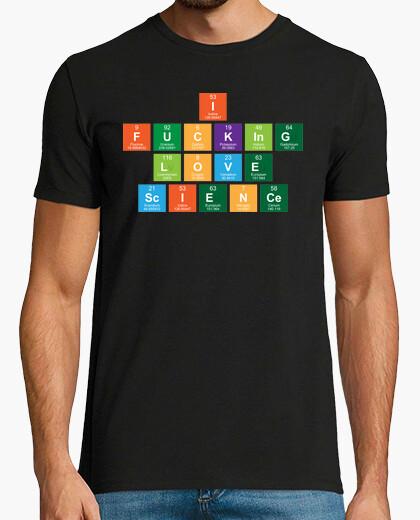 Camiseta Sin ciencia no hay futuro