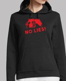 sin mentiras - tema de manifestante