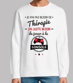 sin necesidad de terapia geek gamer ner
