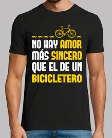 sincère amour bicicletero