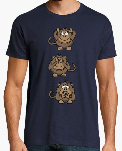 Tee-shirt singes / voir entendre et c all ar