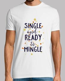 Single And Ready To Mingle