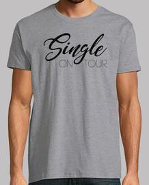 Single auf Tour