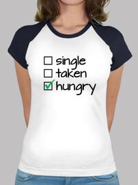 single extraído hambre (negro)