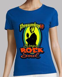 sings ... short sleeve, dark gray, premium quality