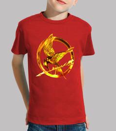 Sinsajo Camiseta infantil