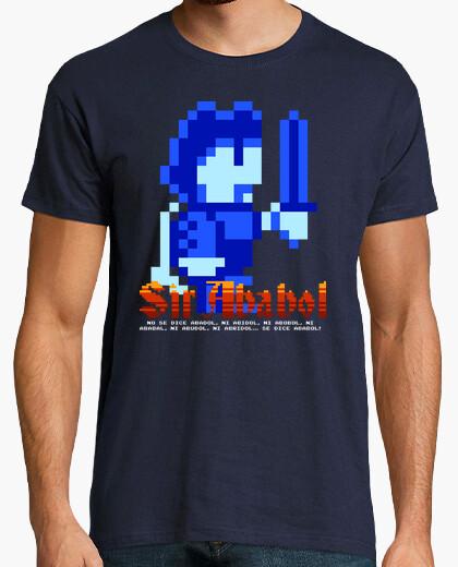 Camiseta Sir Ababol