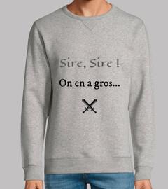 Sire, Sire, On en a gros - Kaamelott