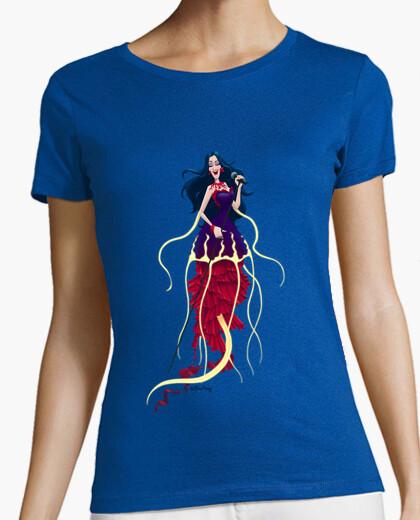 Sirena - Camiseta chica