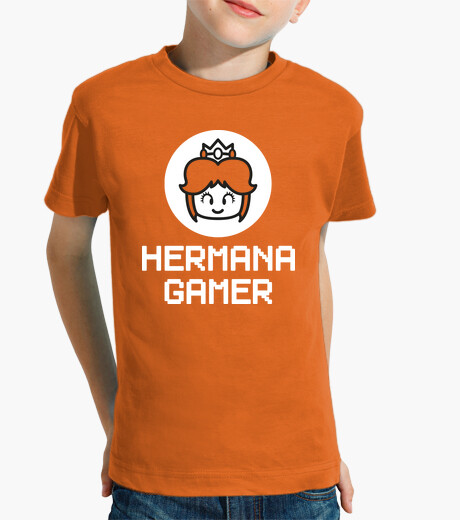 Sister gamer daisy peque kids clothes
