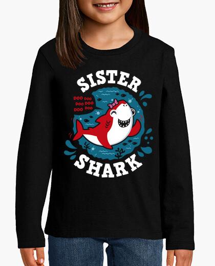 Ropa infantil Sister Shark