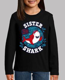 Sister Shark trazo