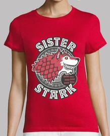 Sister Stark trazo