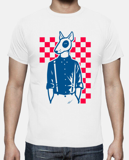 ska fan bull terrier