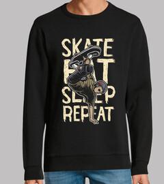 skate eat s lee p rep eat