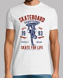 skate pour la vie