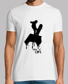 skate Way fo life