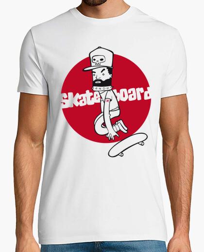Camiseta Skateboard