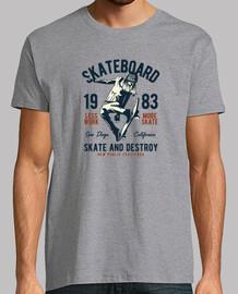Skateboard 1983