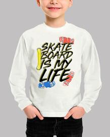 skateboard kids clothing