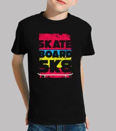 skateboard pour enfants sk8