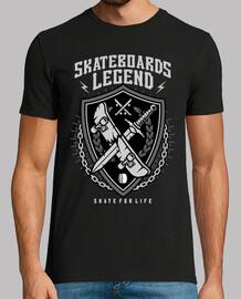 Skateboards Legende