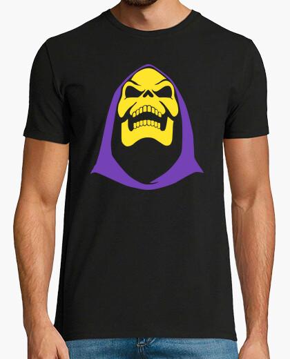 Tee-shirt Skeletor (Les Maîtres de l'Univers)