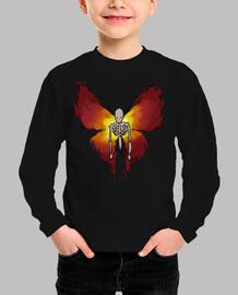 Skelleton Butterfly
