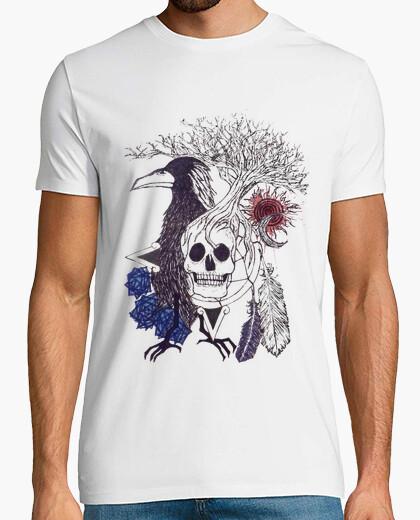 Camiseta sketched dreams
