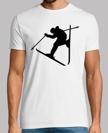 ski acrobatique saut