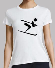 ski icône